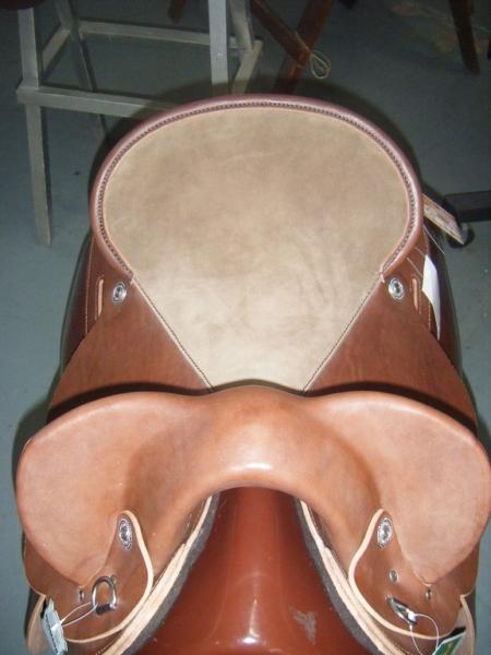 Toowoomba Saddlery Sunset Drafter Fender Saddle